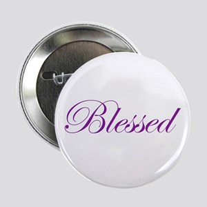 "Purple Believe 2.25"" Button"